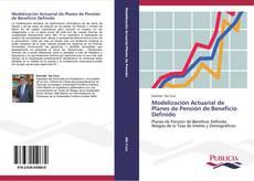 Portada del libro de Modelización Actuarial de Planes de Pensión de Beneficio Definido