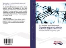 Borítókép a  Obtención y Caracterización de materiales de Poliuretanoureas: - hoz