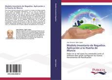 Borítókép a  Modelo Inventario de Regadíos. Aplicación a la Huerta de Murcia - hoz