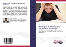 Buchcover von Estrategias de Aprendizaje y Rendimiento Académico