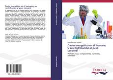 Buchcover von Gasto energético en el humano y su contribución al peso corporal