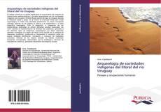Arqueología de sociedades indígenas del litoral del río Uruguay kitap kapağı