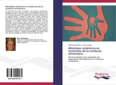 Abordajes sistémicos en trastornos de la conducta alimentaria kitap kapağı