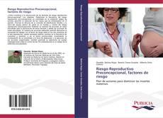 Capa do livro de Riesgo Reproductivo Preconcepcional, factores de riesgo