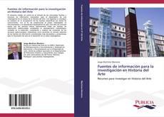 Fuentes de información para la investigación en Historia del Arte kitap kapağı