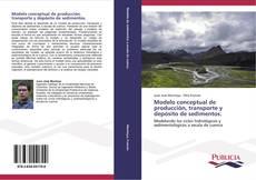 Modelo conceptual de producción, transporte y depósito de sedimentos. kitap kapağı