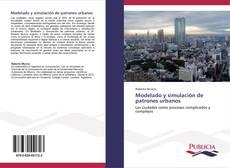 Portada del libro de Modelado y simulación de patrones urbanos