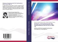 Bookcover of Síntesis y Caracterización De Catalizadores De   Ni (II) En SBA-15