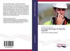 El Project Manager en derecho español kitap kapağı