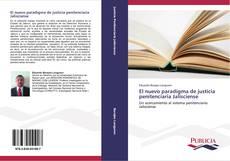 Buchcover von El nuevo paradigma de justicia penitenciaria Jalisciense