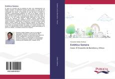 Bookcover of Estética Sonora