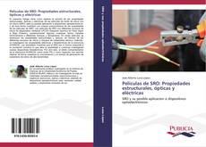 Bookcover of Películas de SRO: Propiedades estructurales, ópticas y eléctricas