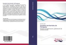 Portada del libro de Estudios territoriales de Paraguay
