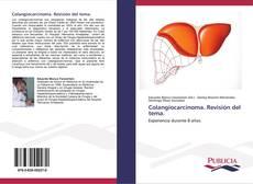 Copertina di Colangiocarcinoma. Revisión del tema.