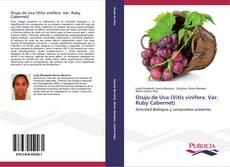 Capa do livro de Orujo de Uva (Vitis vinifera. Var. Ruby Cabernet)