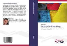 Bookcover of Experimentos democráticos