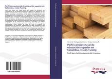 Portada del libro de Perfil competencial de educación superior en Colombia, visión Tuning