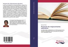 Proyecto de mejoramiento educativo kitap kapağı