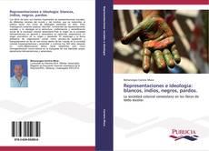 Bookcover of Representaciones e ideología: blancos, indios, negros, pardos.
