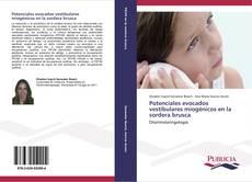 Buchcover von Potenciales evocados vestibulares miogénicos en la sordera brusca