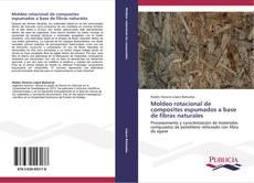 Bookcover of Moldeo rotacional de composites espumados a base de  fibras naturales
