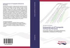 Portada del libro de Innovación en el Transporte Vertical de Personas