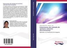 Обложка Extensiones del método de vectores comunes discriminantes