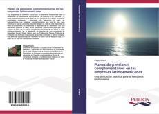 Portada del libro de Planes de pensiones complementarios en las empresas latinoamericanas