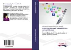 Portada del libro de Entendimiento de un modelo de competitividad