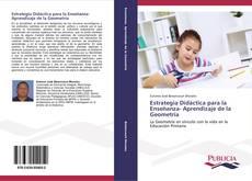 Capa do livro de Estrategia Didáctica para la Enseñanza- Aprendizaje de la Geometría