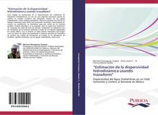 """Bookcover of """"Estimación de la dispersividad hidrodinámica usando trazadores"""""""