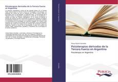Portada del libro de Psicoterapias derivadas de la Tercera Fuerza en Argentina