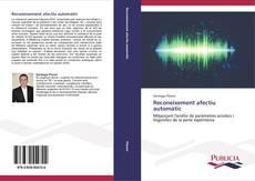 Bookcover of Reconeixement afectiu automàtic