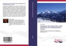 Обложка Problemas de interacción suelo-estructura en cimentaciones y muros