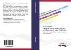 Capa do livro de Localización en interiores en condiciones de baja visibilidad