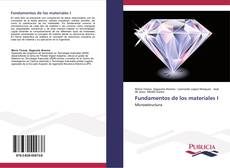 Buchcover von Fundamentos de los materiales I