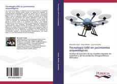 Capa do livro de Tecnología UAV en yacimientos arqueológicos