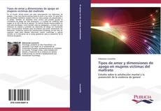 Buchcover von Tipos de amor y dimensiones de apego en mujeres víctimas del maltrato
