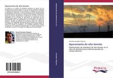 Capa do livro de Aparamenta de alta tensión
