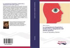 Capa do livro de La competencia lingüística: traducción y adaptación del humor gráfico