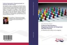 Buchcover von Culturas Nacionales y Organizacionales en Empresas del Alto Parana