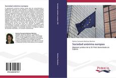 Couverture de Sociedad anónima europea