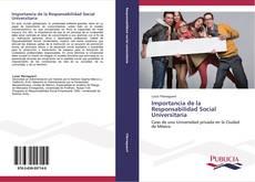 Bookcover of Importancia de la Responsabilidad Social Universitaria