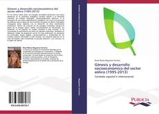 Bookcover of Génesis y desarrollo socioeconómico del sector eólico (1995-2013)
