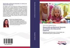 Portada del libro de Desarrollo profesional docente en centros de Educación Especial