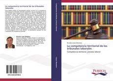 Buchcover von La competencia territorial de los tribunales laborales