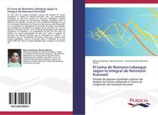 Bookcover of El Lema de Riemann-Lebesgue según la Integral de Henstock-Kurzweil