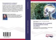 Psicopatología de la conducta en Traumatismo Cráneo encefálico kitap kapağı