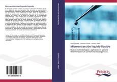 Bookcover of Microextracción líquido-líquido