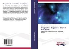 Portada del libro de Diagnóstico de galaxias HII en el rojo lejano